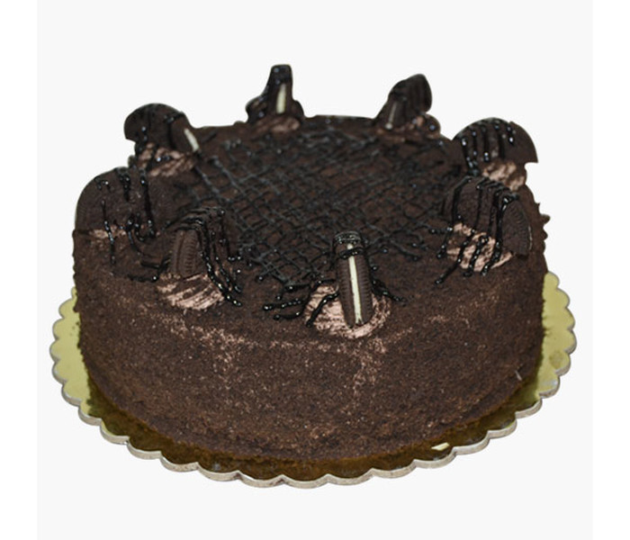 This Oreo Cake is a fabulous celebration cake.Oreos have been one of favorite cookies for probably forever.The cake  comes with an icing of Oreos