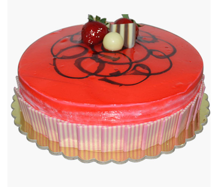 Strawberry cake is a cake that uses strawberry as a primary ingredient.